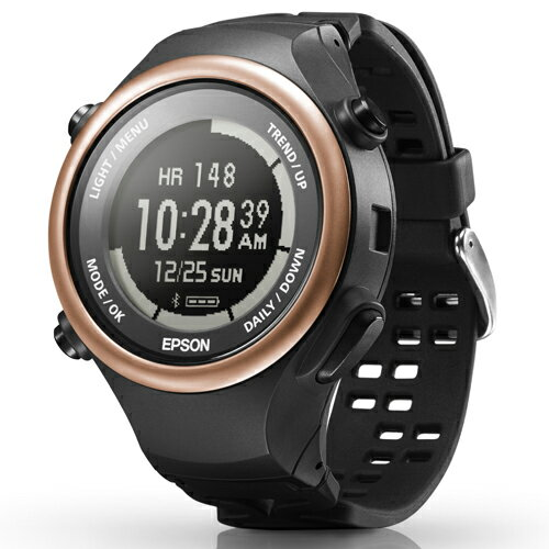 エプソン PS-600C(エナジャイズドカッパー) PULSENSE 活動量計 腕時計タイプ