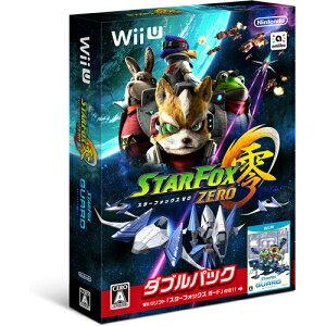 任天堂 Wii U 『スターフォックス ゼロ・スターフォックス ガード』ダブルパック