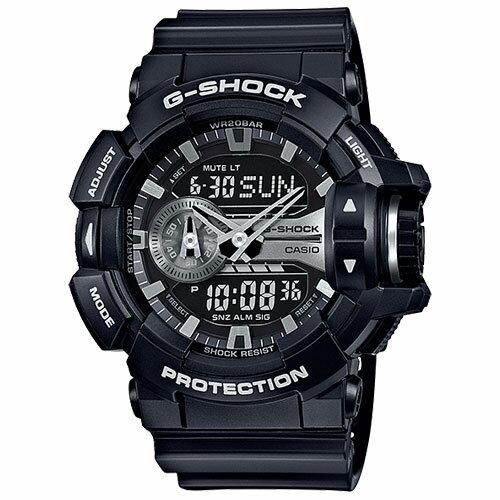 CASIO G-SHOCK wrist watch CASIO GA-400GB-1AJF G-...