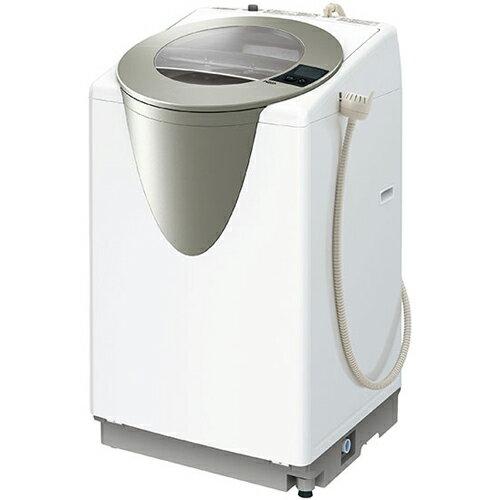 【設置+長期保証】アクア AQW-LV800E-S(シャンパンシルバー) SLASH(スラッシュ) 全自動洗濯機 洗濯8kg:イーベストPC・家電館