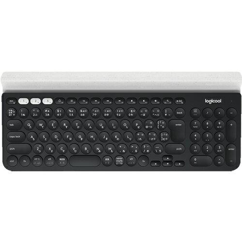 ロジクール K780 無線マルチデバイスBluetoothキーボード 日本語配列