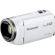 パナソニック ホワイト デジタルハイビジョンビデオカメラ