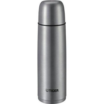 タイガー魔法瓶 SAHARA SLIM(サハラ スリム) ステンレスボトル 0.5L MSC-C050XS ステンレス MSCC050XSひんやり 熱対策 アイス 冷感 保冷 冷却 熱中症 涼しい クール 冷たい