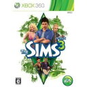エレクトロニックアーツ [Xbox360ソフト]ザ・シムズ3(X360)