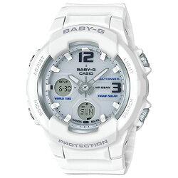 CASIOBGA-2300-7BJF(ホワイト)_Baby-G(ベイビージー)_ソーラー_レディース