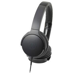オーディオテクニカ ATH-AR3 BK(ブラック) Sound Reality ポータブルヘッドホン