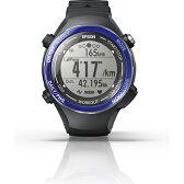【長期保証付】エプソン SF-850PS(スポーティングブルー) Wristable GPS ランニングギア 腕時計タイプ