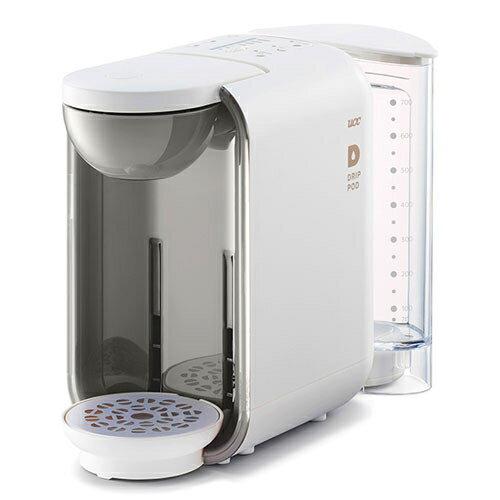 UCC DP2-W(ホワイト) DRIP POD(ドリップポッド) コーヒーメーカー