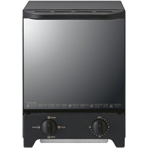コイズミ『オーブントースター (KOS-1021/K)』
