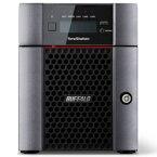 バッファロー TS5410DN0804 テラステーション 法人様向け4ドライブNAS 8TB 4ベイ