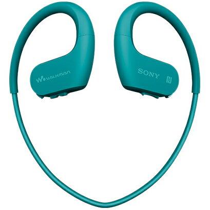 ソニー SONY WALKMAN ウォークマン Wシリーズ 4GB NW-WS623 L ブルー ヘッドホン一体型/JIS防水保護等級IPX5/8/防汚コーティング採用/海水(塩水)対応/メモリー内蔵Bluetoothヘッドホン