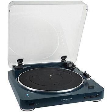 audio-technica オーディオテクニカ ワイヤレス アナログレコードプレーヤー AT-PL300BTNV ターンテーブル Bluetooth対応