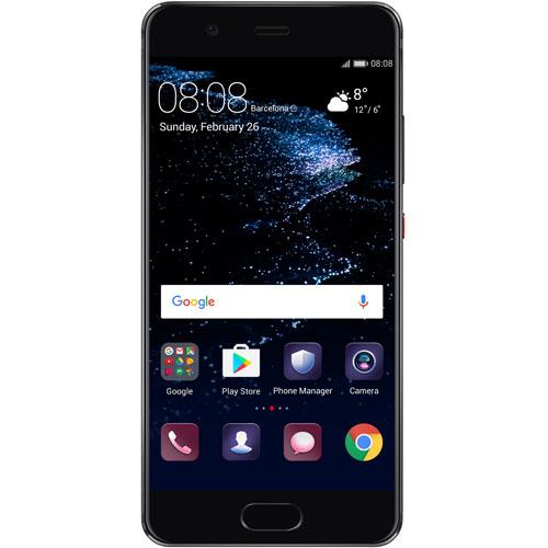 HUAWEI P10/VTR-L29-BLACK(Graphite Black) P10 SIMフリー LTE対応 64GB