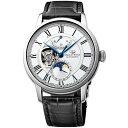 【長期保証付】オリエント RK-AM0001S Orient Star メカニカルムーンフェイズ 機械式時計 (メンズ)