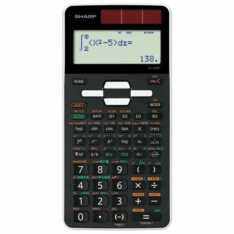 EL-509T-WX 関数電卓