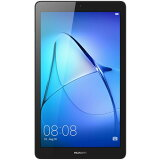 HUAWEI MediaPad T3 7(スペースグレー) Wi-Fiモデル 7型 16GB T3/BG2W09