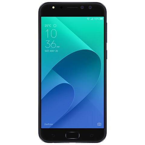 ASUS ZD552KL-BK64S4(ネイビーブラック) ZenFone 4 Selfie Pro SIMフリー LTE対応 64GB