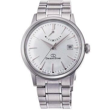 【長期保証付】オリエント RK-AF0005S(カルピスホワイト) オリエントスター 自動巻き(手巻き付) 腕時計(メンズ)
