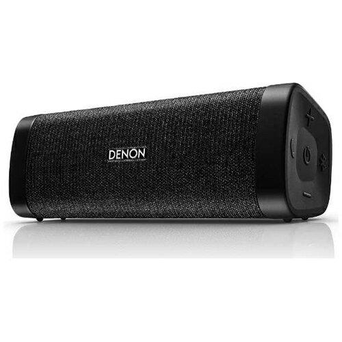 オーディオ, ポータブルスピーカー  DENON Bluetooth DSB250BT-BK