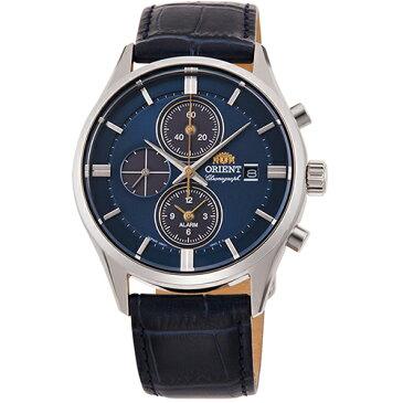 オリエント RN-TY0004L(ネイビー) コンテンポラリー ライトチャージ 腕時計 メンズ
