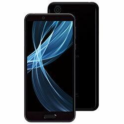【送料無料】シャープ SH-M07-B(ブラック) AQUOS sense plus 3GB/32GB SIMフリー