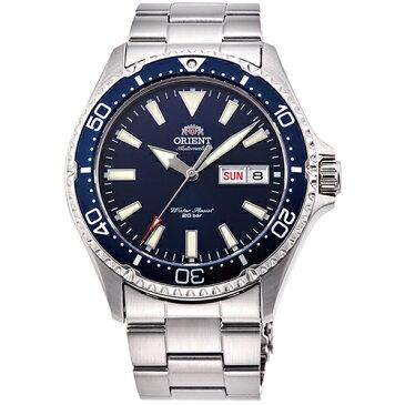 【長期保証付】オリエント RN-AA0002L スポーツ ダイバースタイルモデル 機械式時計 (メンズ)