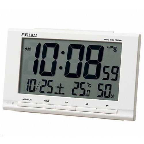 置き時計・掛け時計, 置き時計  SQ789W()