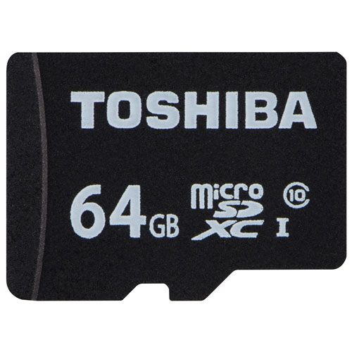 メモリーカード, SDメモリーカード  MSDBR48N64G microSDXC 64GB CLASS10