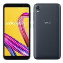 ASUS ZenFone Live(L1) (ミッドナイトブラック) 2GB/32GB SIMフリー ZA550KL-BK32