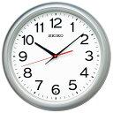 セイコー KX250S スタンダード 電波掛け時計