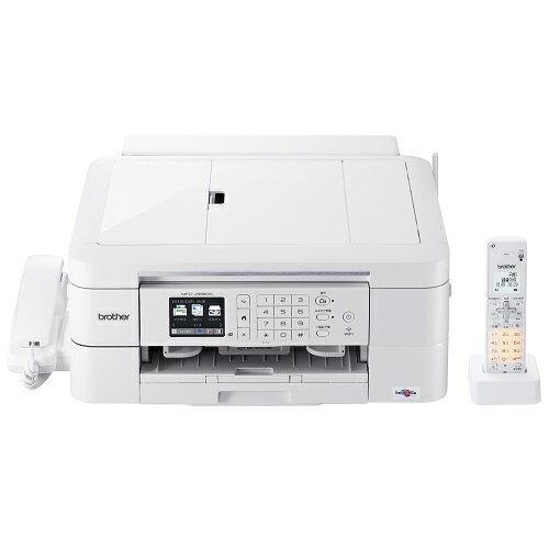 【長期保証付】ブラザー PRIVIO MFC-J998DN インクジェット複合機 A4対応(子機1台付き)