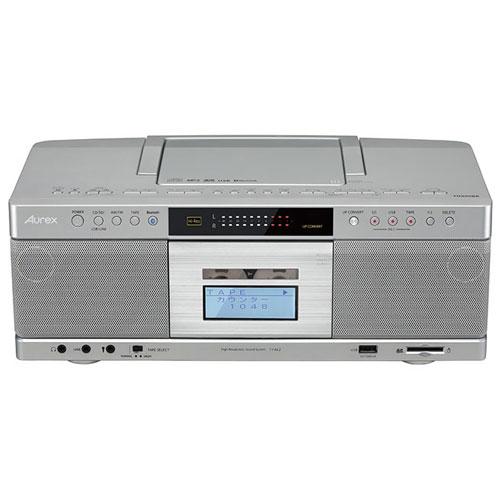 コンポ用拡張ユニット, CDプレーヤー  TY-AK2(S) () Aurex CD BluetoothFM