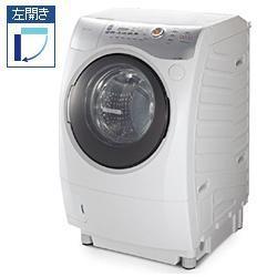 【設置】 TW-Z8100L-WS(ホワイトシルバー)ドラム式洗濯乾燥機 【左開き】 洗濯9kg/乾燥6kg