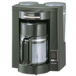 ミル付き コーヒーメーカー おすすめ 東芝 アイスコーヒー          5杯以上 セミオート