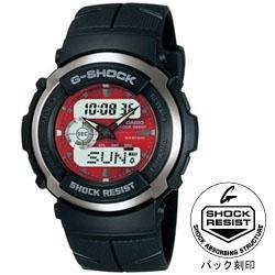 CASIO G-SHOCK wrist watch CASIO G-300-4AJF G-SHO...