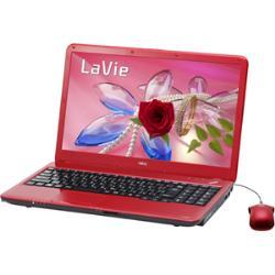 NEC PC-LS550DS6R / LaVie S LS550DS6R ラズベリーレッド
