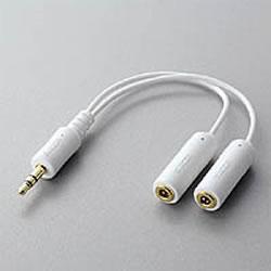エレコム IPC-AS/WH(ホワイト) AVケーブル iPod用