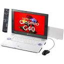【送料無料】東 芝 【2007年夏モデル】 ノートパソコン Qosmio G40/97C PQG4097CRP PQG4097CRP