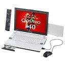 【送料無料】東 芝 【8月24日発売】【2007年秋冬モデル】ノートパソコン Qosmio F40/88DBL PQ...