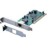 布法羅球蛋白-的PCI -燃氣輪機/ 1000BASE-T/100BASE-TX/10BASE-T局域網PCI總線兼容板[バッファロー LGY-PCI-GT 1000BASE-T/100BASE-TX/10BASE-T対応 PCIバス用LANボード]