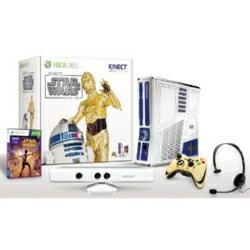 【送料無料】MICROSOFT Xbox360本体 320GBKinect スター・ウォーズ リミテッド【2sp_120220_a】