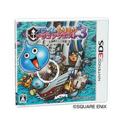 スクウェア・エニックス 3DSソフト スライムもりもりドラゴンクエスト3 大海賊としっぽ団