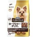 ユニ・チャーム 愛犬元気ベストバランス ヨークシャー・テリア用 成犬用 1kg