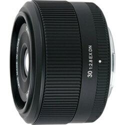 【在庫あり】【16時までのご注文完了で当日出荷可能!】SIGMA 30mm F2.8 EX DN / マイクロフォ...