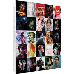 【送料無料】Adobe Macパッケージ版 Creative Suite 6 Master Collection CS6 日本語 通常版