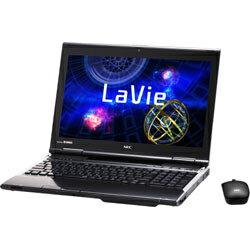 【送料無料】NEC PC-LL750HS6B(ブラック) LaVie L