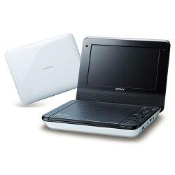 ソニーDVP-FX780-W(ホワイト)_ポータブルDVDプレーヤー