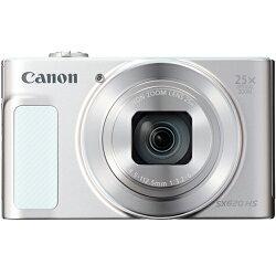 CANON(キヤノン)コンパクトデジタルカメラPowerShot(パワーショット)ホワイトSX620HS