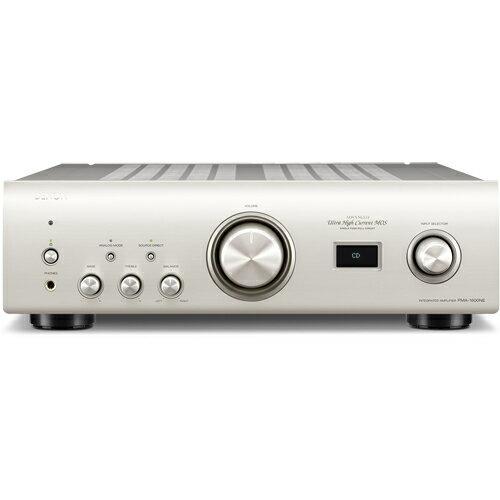 【長期保証付】DENON PMA-1600NE-SP(プレミアムシルバー) DSD / ハイレゾ対応USB-DAC搭載プリメインアンプ