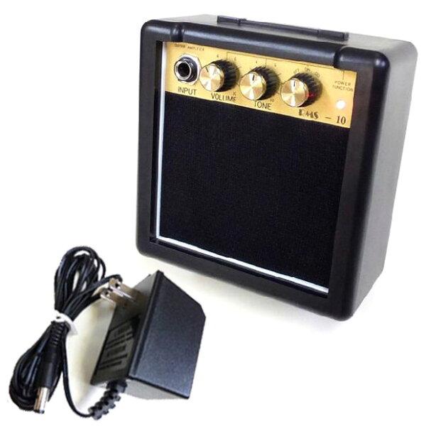 ギター用ミニアンプRMS-109Vアダプター付属